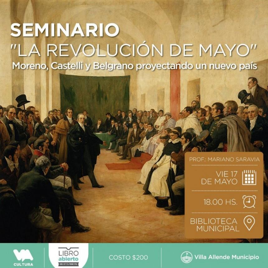 Seminario Revolución de Mayo