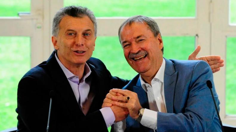 Macri recibe a Schiaretti en Casa Rosada este martes