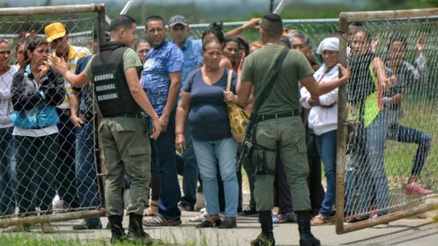 29 muertos por un motín en Venezuela