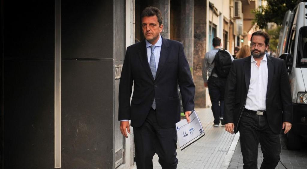 Massa define si sigue en el PJ federal o se va con Cristina