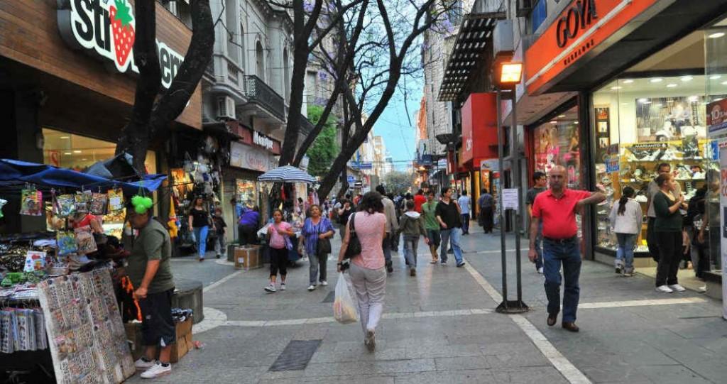 Apertura comercial en Córdoba