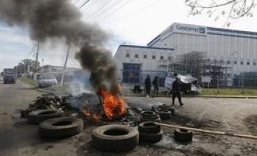 Se reanudó la actividad en Gestamp mientras continúan las protestas de los despedidos