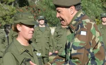"""Milani quiere cambiar la """"historia decadente"""" del Ejército"""