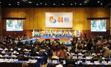La OEA apoyó a la Argentina en su reclamo por las Malvinas