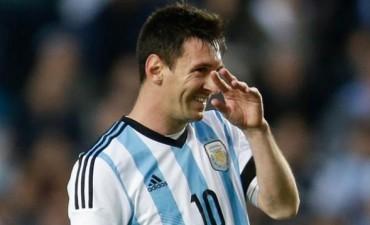 Con 2 goles Argentina se despidió con un triunfo, rumbo a Brasil 2014
