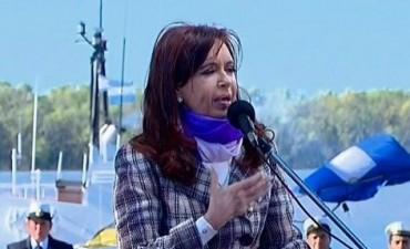 Cristina pidió que el juez Griesa cree condiciones para negociar