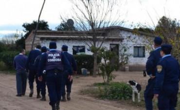 Femicidio en Traslasierra: buscan a un hombre acusado de matar a su mujer