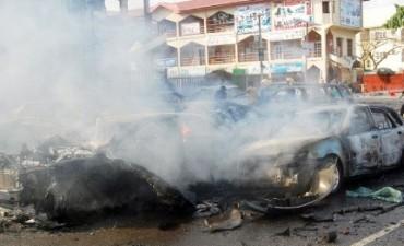 Atentado en un shopping de Nigeria: hay al menos 21 muertos