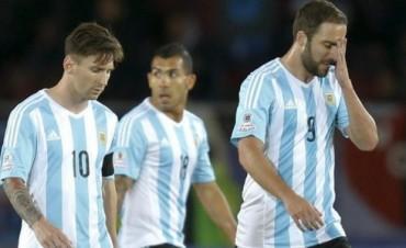 Increíble Argentina no pudo contra Paraguay y empató 2 a 2
