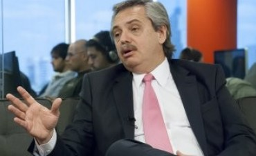Alberto Fernández cree que Massa captará votos de Scioli
