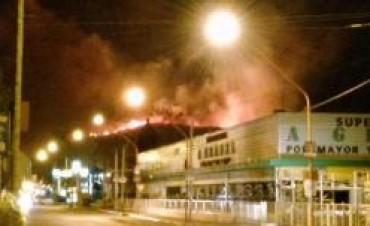 El fuego en La Calera y Malagueño estaría controlado
