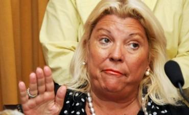 Coalición Cívica presentó denuncia penal por remoción de Cabral