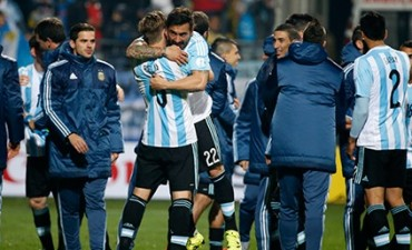 Argentina derrotó a Colombia por penales y se clasificó a la semifinal de la Copa América