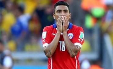 Jara fue suspendido y queda afuera de la Copa América