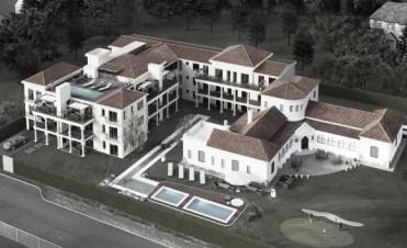 Dos polémicos hoteles de lujo en Villa Allende