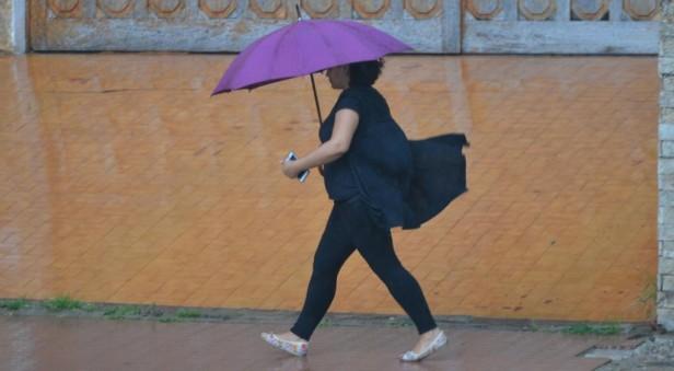 Sigue el alerta por fuertes lluvias