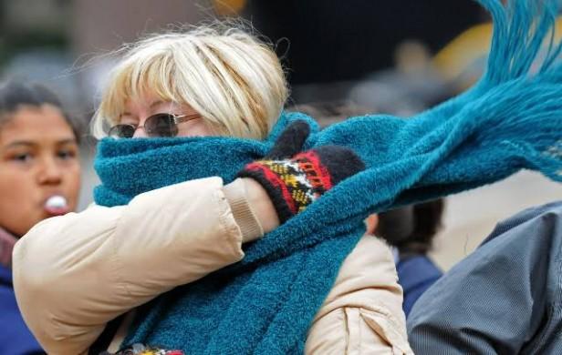 Se espera un día muy frío en Córdoba y gran parte del país