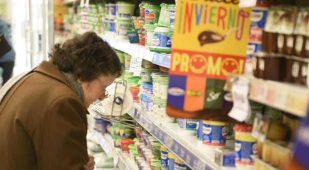 La leche subió casi 24% en medio año