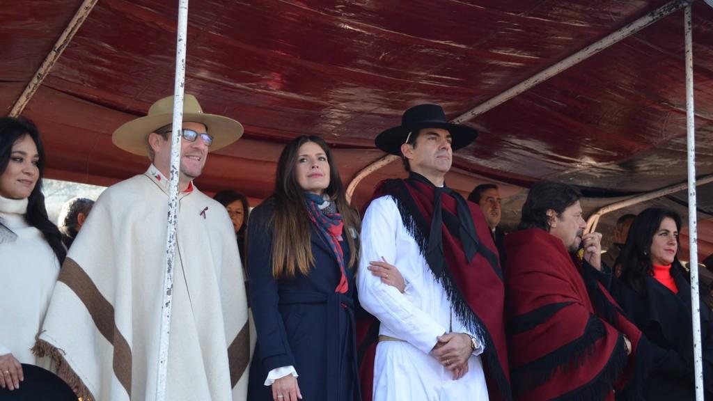 Una multitud en Salta le rindió homenaje a Güemes