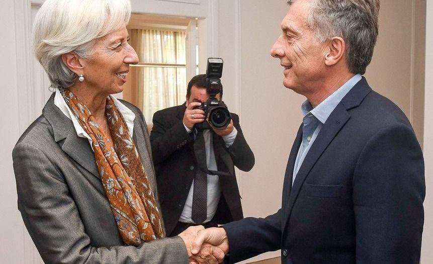 El Gobierno busca cerrar el acuerdo con el FMI antes de fin de mes