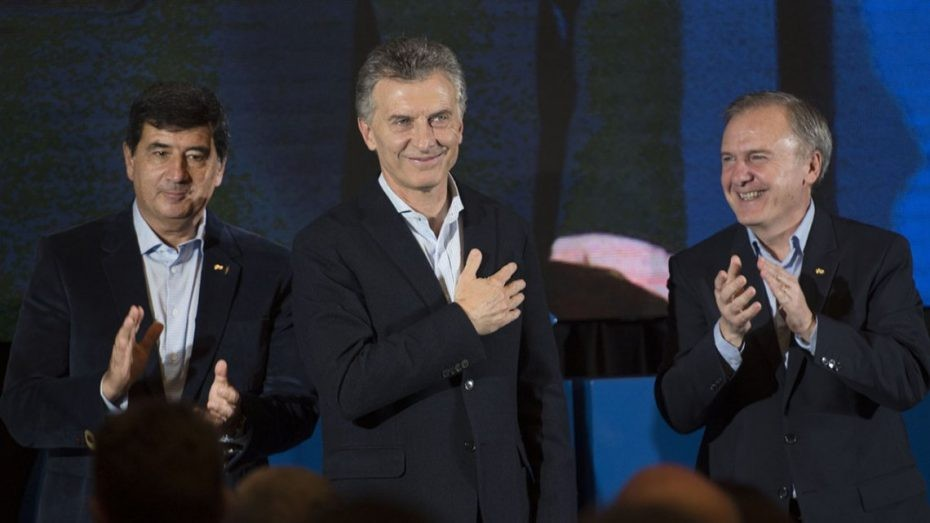 Macri prometió a empresarios una nueva ley para las pymes