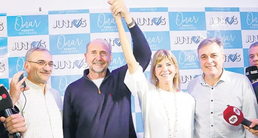 Perotti, nuevo gobernador electo, pidió un cambio cultural desde Rafaela