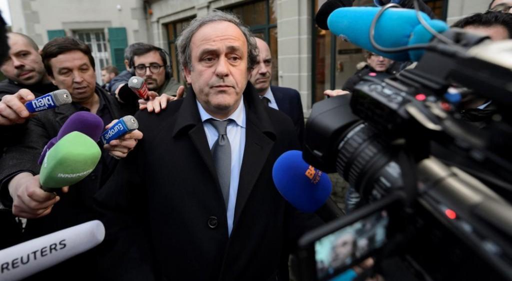 Detuvieron a Michel Platini por presunta corrupción en la adjudicación de Qatar 2022