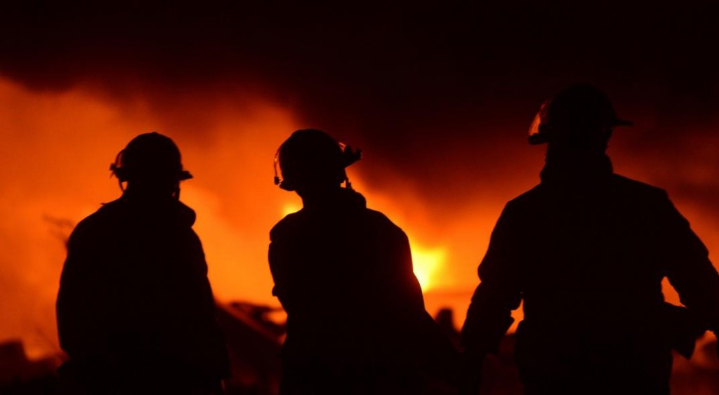 El índice de peligro de incendios forestales en Córdoba es muy alto