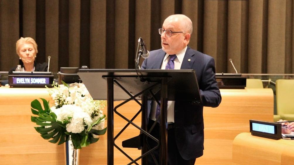 La ONU homenajeó a las víctimas de la AMIA, a 25 años del atentado