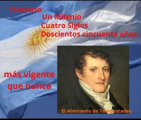Un ejemplo que los argentinos no valoramos en su verdadera dimensión