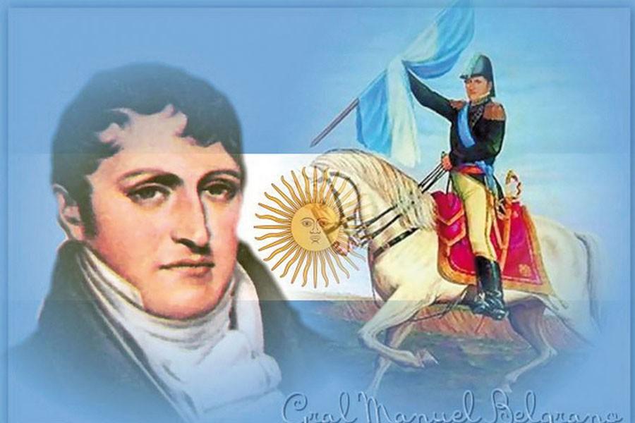Manuel Belgrano. La creación de la bandera fue apenas uno de los signos en la vida de éste Grande