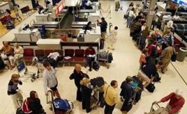 No vuele a Estados Unidos sin recargar sus dispositivos electrónicos