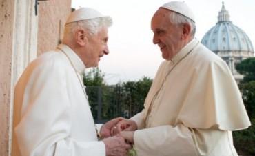 Francisco y Benedicto XVI no verán juntos la final del Mundial