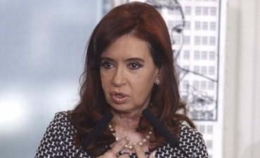 Cristina Fernández no viajará a Brasil para ver la final del Mundial