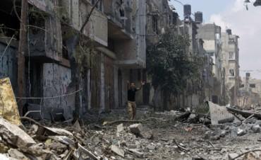 El día más sangriento en Gaza: ya hay 434 palestinos muertos