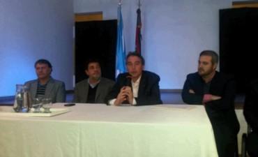 La Provincia entrego los fondos del FIMUC a Villa Allende