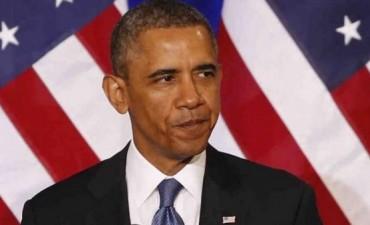 Obama pidió un alto el fuego en Gaza