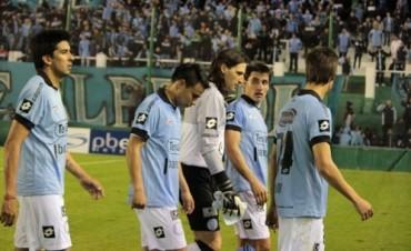 Belgrano perdió con Independiente por la Copa Argentina