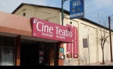 Llega el cine tres dimensiones a la ciudad de Unquillo Espectáculos Cine Cine 3D Cine Teatro Municipal Unquillo