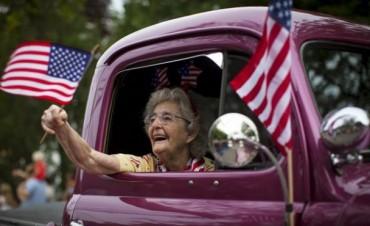 Celebraciones por el Día de la Independencia de Estados Unidos
