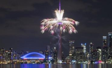Ceremonia de apertura de Toronto 2015