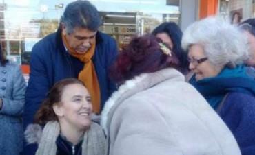 Michetti en Villa Allende invitó a que se asuma el cambio propuesto
