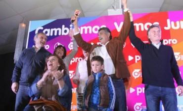"""Elecciones. Se impuso Eduardo """"Gato"""" Romero con el 45% de los votos"""