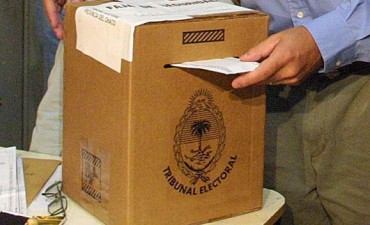 Este domingo se vota en Villa María y en otras siete localidades cordobesas