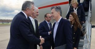 Macri llegó a Bélgica e insiste con el acuerdo entre el Mercosur y la UE