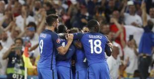 Eurocopa: Francia le ganó la semifinal a Alemania y en la final enfrentará a Portugal