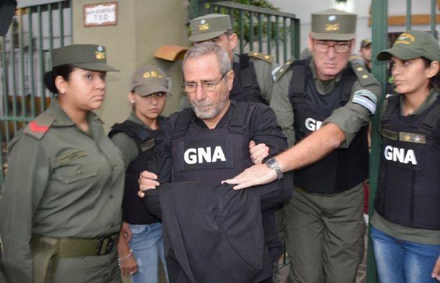 Prisión preventiva para Ricardo Jaime