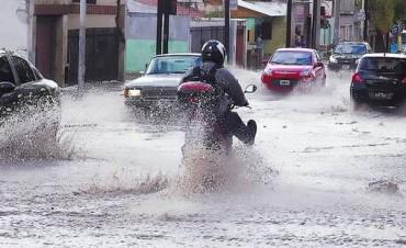 Se esperan fuertes tormentas y también nevadas en Córdoba