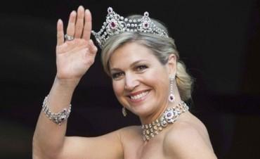 La reina Máxima de Holanda sufre un ligera conmoción cerebral tras una caída