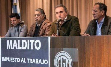 La Confederación del Transporte impulsa una huelga general de la CGT